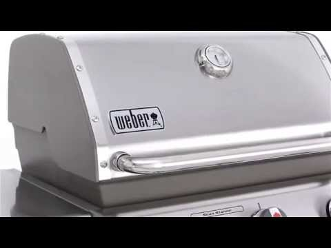 weber genesis s 330 liquid propane grill review youtube. Black Bedroom Furniture Sets. Home Design Ideas