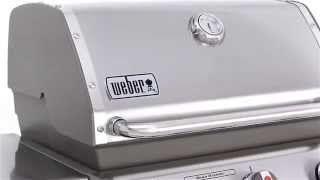 Amazon.com - Weber Genesis S-330 Stainless Steel Liquid Propane Gas Grill