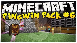 Minecraft: CZARY MARY =O - PINGWIN PACK 3 [#6]