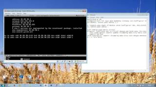 Konfigurasi DNS, Mail Server dan WebMail Server pada debian 5.3 ( Step 1 )