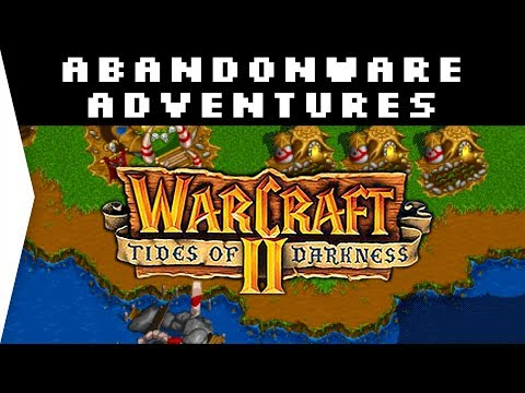 Warcraft 2 ► Classic Blizzard RTS Gameplay from 1995! - [Abandonware Adventures]