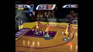 NBA Hoopz PlayStation Gameplay_2001_01_11_1