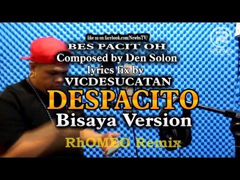 Vic Desucatan - Despacito Bisaya (RhOMEO Remix)