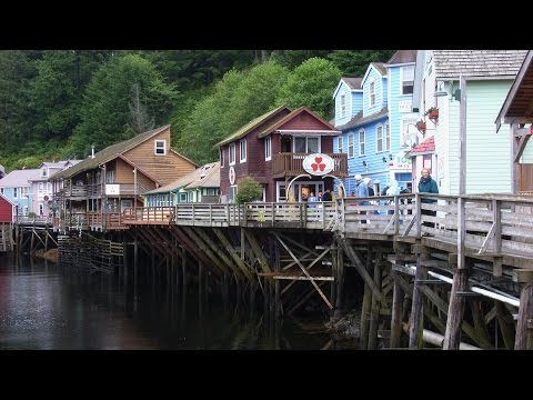 Cruise to Alaska : Inside Passage and Ketchikan