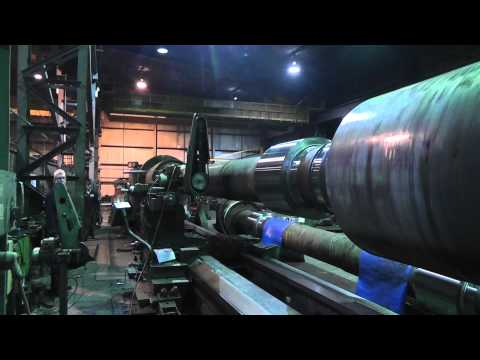 BIG LATHE. HEAVY ENGINEERING