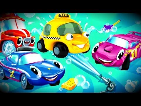 Игра как Мультик про Машинки - Мойка машин, #игры для Детей