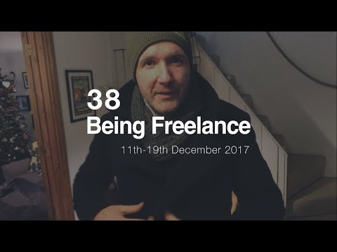 Do I need a job title? - 38 Being Freelance Vlog