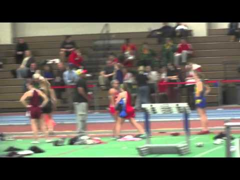 4x400m Relay - 2012 DCL Indoor Championships
