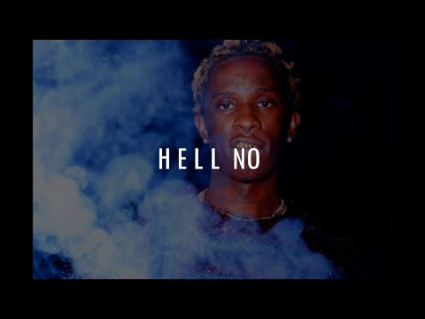 (HQ) London On Da Track x Young Thug Type Beat - Hell No (Prod. by Swayzee Beats)