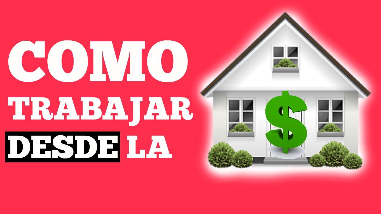 Como trabajar desde casa por internet gratis sin inversion - Trabajar desde casa ofertas ...