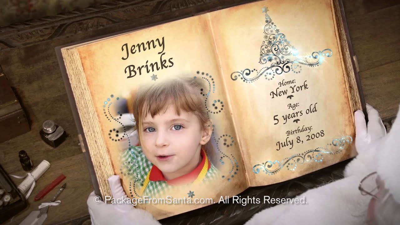 letters to santa watch online free personalized from santa claus letters from 12413