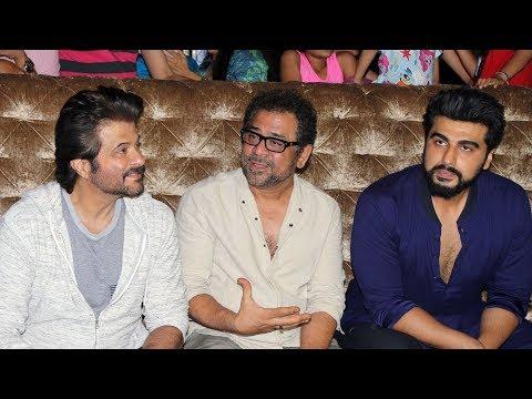 Chacha Bhatija Visit Gaiety Galaxy Theater Bandra | Anil Kapoor, Arjun Kapoor, Anees Bazmee