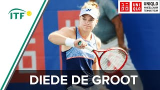 Diede De Groot | Women's Wheelchair Tennis World No.1 | Mini Doc