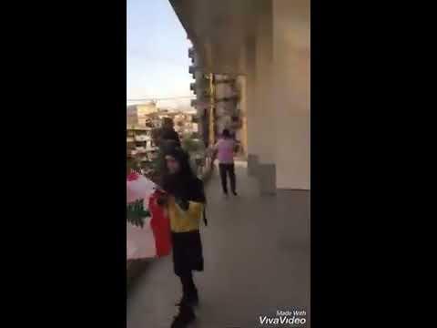 #لبنان_ينتفض لبنان النبطية ثورة Lebanon Revolution 2019 Nabatiehالنشيد اللبناني