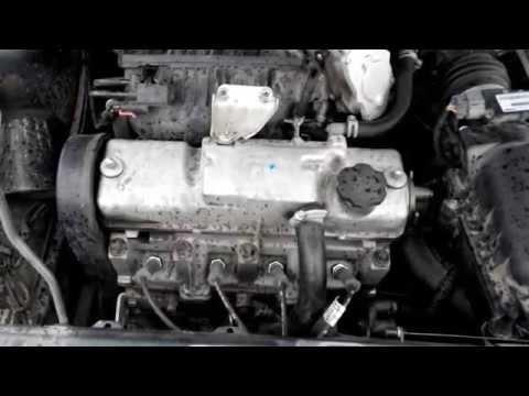 Стук двигателя 1,6 8кл. 11183 и его устранение