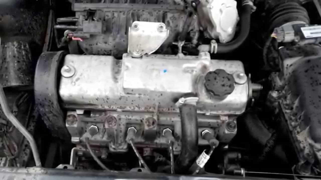 Захлебывается двигатель. Калина 1.6 8кл. - YouTube