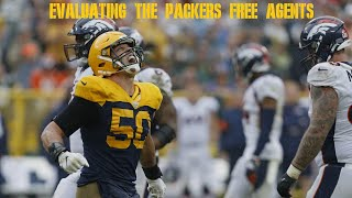 Evaluating the Packers Free Agents