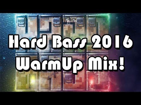 Hard Bass 2016 WarmUp Mix! ALL TEAMS + LIVE ACTS!