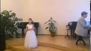 392  Михайлова Людмила г Канаш   Нотный бал