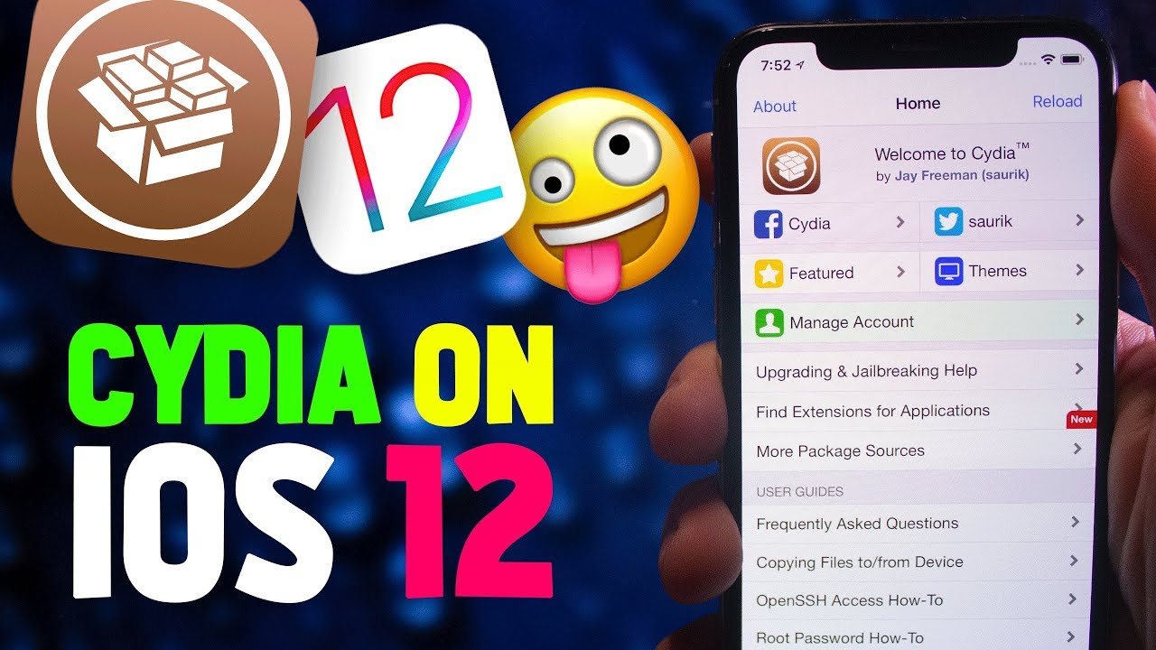 HOW TO JAILBREAK iOS 12 1 2 / 12 0 (NO PC) WITH RootlessJB & Install