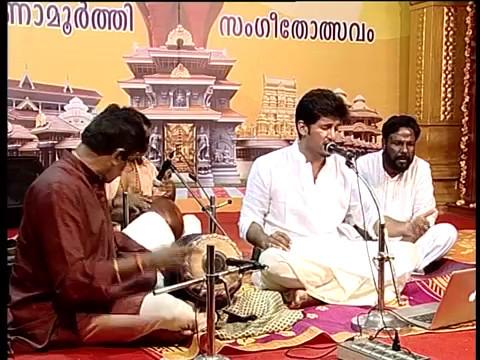 VIJAY YESUDAS' concert  l Ksheerasagara Sayana