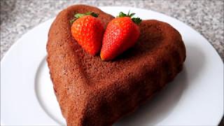 Шоколадный пирог без яиц и молока - веган