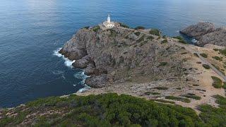 Drone Flight around  Cala Ratjada, Mallorca - DJI Phantom 4