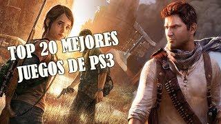 Top 20: Los Mejores juegos de PS3 [Multiplataforma]