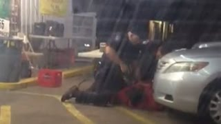 Baton Rouge Police Execution Of Alton Sterling (VIDEO)(Alton Sterling was shot and killed by police in Baton Rouge, Louisiana. Police say he was reaching for a gun while they were trying to arrest him. Cenk Uygur ..., 2016-07-07T03:15:11.000Z)