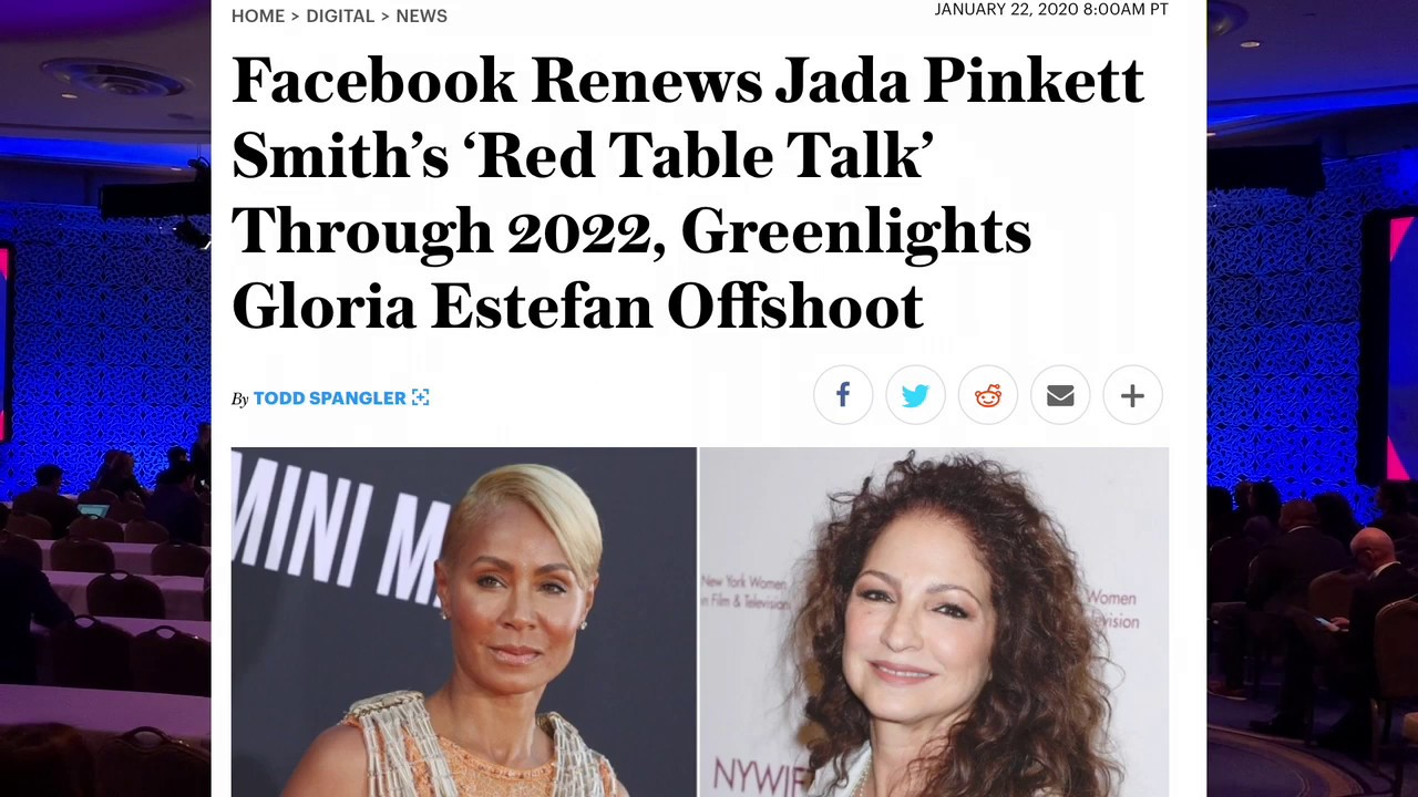 Red Table Talk : The ESTEFANS