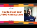How To Cloak Your JVZoo Affiliate Links Using Clickmagick and Pretty Links