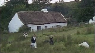 All I've Ever Known: Margaret Gallagher's Story - My Thatched Cottage without modern amenities.
