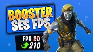BOOSTER SES FPS ► Fortnite Battle Royale