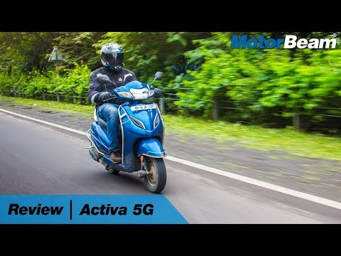 Honda Activa 5G Review – What Is Really New? | MotorBeam