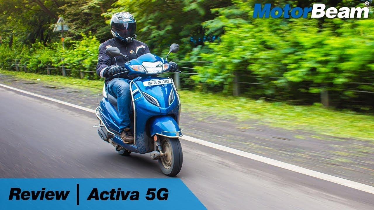 activa 5g scooty price in kolkata