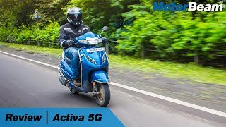 Honda Activa 5G Review – What Is Really New?   MotorBeam