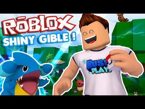 GETTING SHINY GIBLE!! Part 1 / Pokemon Brick Bronze / RussoPlays