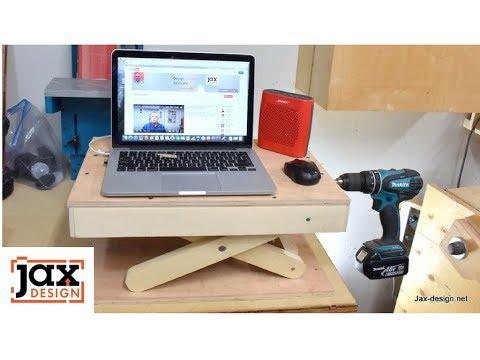 How to Make a Scissor Lift Table