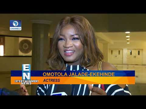 Why Hollywood Stars Won't Work With Nollywood – Omotola Jalade    EN  