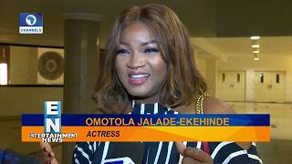 Why Hollywood Stars Won39t Work With Nollywood - Omotola Jalade   EN