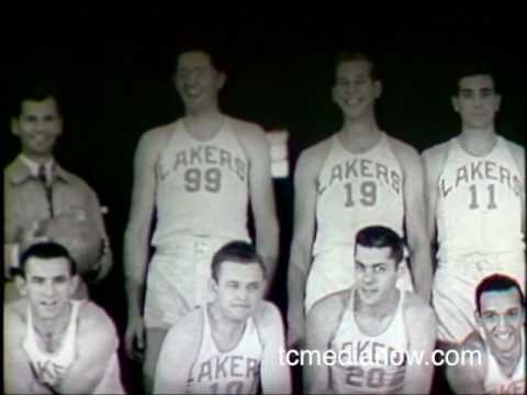 George Mikan Mr. Basketball