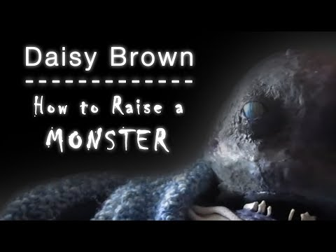Daisy Brown: Raising Monsters, Reading Secrets, & Teaching Makeup