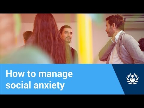 What are social anxiety symptoms and how can we manage them?