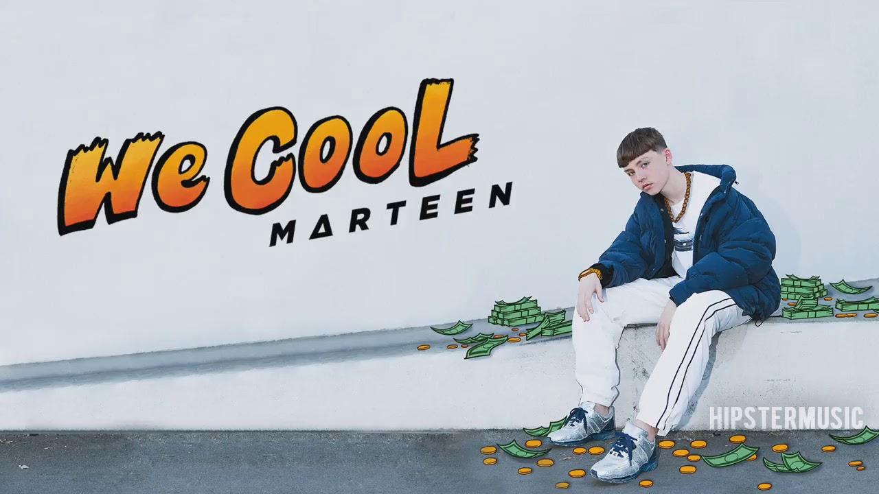 marteen we cool audio