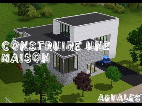 Sims 3 cr ation d 39 une maison youtube for Acheter une maison
