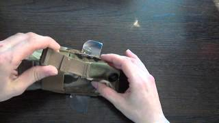 "Обзор подсумка ""Tactical Assault Gear"" MBITR Radio Pouch"