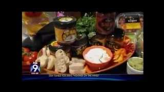 Last-Minute Super Bowl Party Ideas (February 2012 on FOX 9)