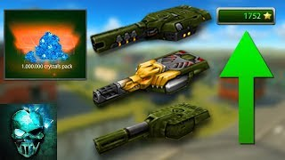 Completing Thunder XT & Thunder Prime Challenge in 39 HOURS!! - Tanki Online - Ghost Animator TO