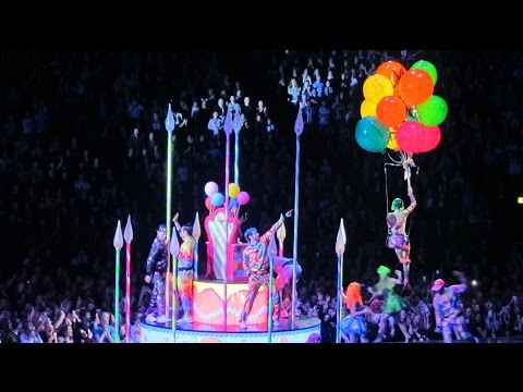 Katy Perry - The Prismatic World Tour @ Ericsson Globe, Stockholm, Sweden - March 22, 2015