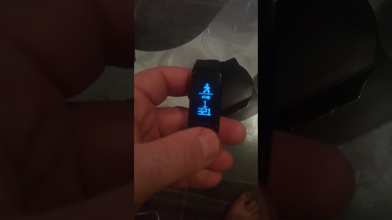 Unboxing Montre Connectee Wearfit Commandee Sur Wish A 13 Euros